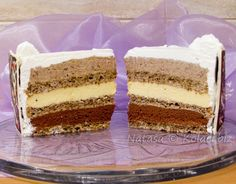 Interkontinental torta u tri sloja
