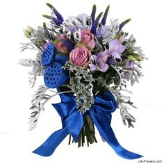 Reliable delivery of flowers in Kiev, Ukraine and all over the world. Lilac, Purple, Hanukkah, Dawn, Bouquet, Wreaths, Flowers, Decor, Decoration