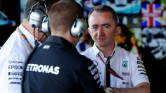 An engineer's life: Paddy Lowe, Mercedes