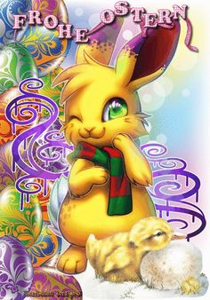 dreamies.de (yg84clr31ir.gif) Easter Bunny Pictures, Beautiful Rabbit, Diy Crafts To Do, Survival Blanket, Easter Art, Pin Collection, Smiley, Happy Easter, Clip Art