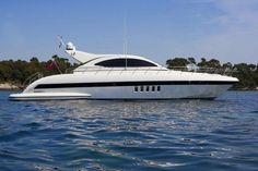Mangusta Mangusta 72 - http://boatsforsalex.com/mangusta-mangusta-72/ -                    US$ 1,070,043  Year: 2004Length: 73'Engine/Fuel Type: SingleLocated In: FranceHull Material: FiberglassYW#: 22866-2603451Current Price: EUR  775,000 (US$ 1,070,043)  Built in 2004 by Overmarine, the 22.23m (72'11) sports yacht Outside Edge ...