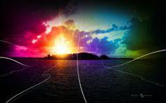 Fiitrii XOXO: Colorful Tumblr :)
