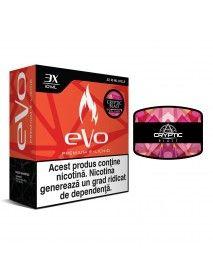 Cryptic Blast EVO 3 x 10ml - 0mg Evo, Crushes, Purple, Cobalt, Viola