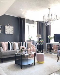 Now we take you to the cozy loft of a duplex house. Our host, Tuğba Hanım, is very interested in dec Diy Casa, Loft, Duplex House, Decoration Design, Lodge Decor, Dining Area, Home Furnishings, Home Accessories, Home Furniture