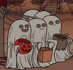 Anime Halloween, Halloween Icons, Halloween Cartoons, Halloween Art, Halloween Profile Pics, Vintage Halloween Images, Halloween Movies, Halloween Pictures, Christmas Movies