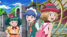 #Kalosqueen #MasterClass #Serena, Miette, Shauna, Nene, Jessie, Aria/Elle, Rivals. Pokemon XYZ Anime
