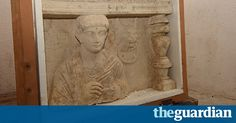 Looted Palmyra relics seized by Swiss authorities at Geneva ports | World news | The Guardian