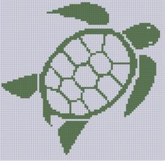 Looking for your next project? You're going to love Sea Turtle 2 Cross Stitch Pattern  by designer Motherbeedesigns. - via @Craftsy