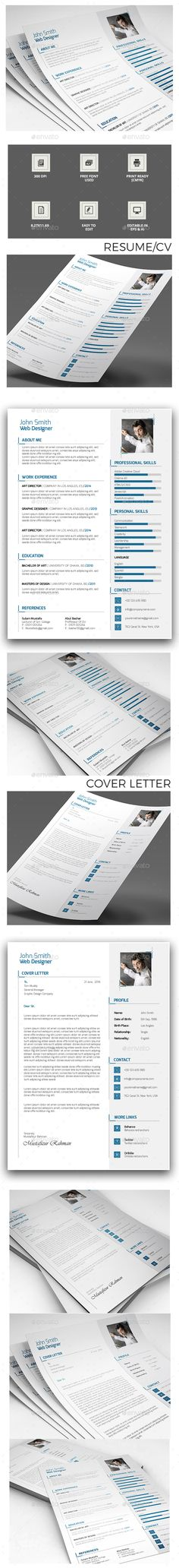 Create perfect resume and cover letter in minutes and get hired - how to create perfect resume