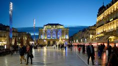 Yes, Montpellier, France was the home of my husband's family. But now I viewed it as a place of beauty and culture, not just an obligation.