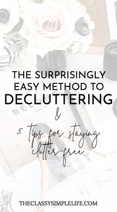 Have you tried decluttering only to fail miserably? I've decluttered and failed repeatedly until I used this one trick to declutter. Plus, don't miss 5 decluttering tips I use to clear clutter once and for all. Getting Rid Of Clutter, Getting Organized, Shampoo Bottles, Clutter Control, Small Area Rugs, Clutter Free Home, Declutter Your Life, Soothing Colors, Organizing Your Home