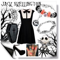 """Jack Skellington - Nightmare Before Christmas""  #halloween"