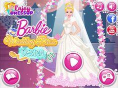 Popular Barbie Wedding Dress Design u Best Barbie Dress Up Games For Girls An u