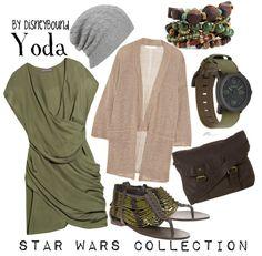 """Yoda"" by lalakay ❤ liked on Polyvore"