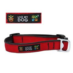 Trackable Dog Collar