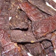 Another pinner says: Best jerky recipe I have found. I make it with either venison or round steak. Best Venison Recipe, Venison Jerky Recipe, Homemade Beef Jerky, Jerky Recipes, Venison Recipes, Meat Recipes, Cooking Recipes, Recipies, Smoker Recipes