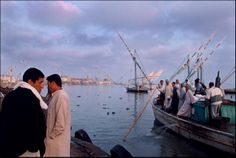 05/00/2002. Egypt : the ancient sails of the village of Shakhlubah.