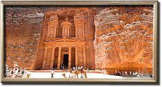 7 Maravilhas Modernas - Petra
