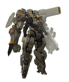 Robot Concept Art, Armor Concept, Weapon Concept Art, Arte Ninja, Arte Robot, Armadura Sci Fi, Powered Exoskeleton, Halo Armor, Mecha Suit