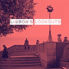 Lisbon's Lookouts board cover Lisbon, Cover, Board, Movie Posters, Film Poster, Popcorn Posters, Film Posters, Blankets, Sign