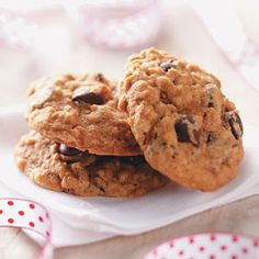 Pumpkin Chocolate Chip Cookies Recipe from Taste of Home -- shared by Marietta Slater of Augusta, Kansas