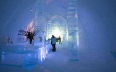 Ice Hotel Svezia
