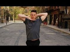 Channing Tatum Busts 7 Dance Moves in 30 Seconds - YouTube
