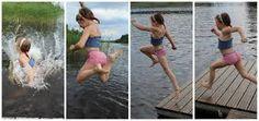 Uiminen kuuluu kesään