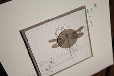 Danielas Stempelwelt: Libelle