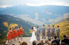 Mountain Wedding Inspiration   Desiree Hartsock  http://www.desireehartsock.com/mountain-wedding-inspiration/  Photo: http://www.jenkrollphotography.com