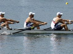Three USA crews row for gold on Weds.