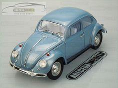 Ovp Vintage Puzzle Revell 500 Teile Vw KÄfer Beetle
