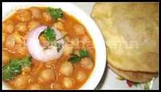 Recipe for Masaledar Punjabi Chholey (Spicy Punjabi Chickpeas Curry)