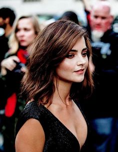 Beautiful Jenna Coleman