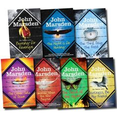 The Tomorrow Series Collection John Marsden 7 Books Set (The Other Side of Dawn, The Third Day, The Frost, The Dead of the Night, Tomorrow When the War Began, The Night is for Hunting, Darkness, Be My Friend, Burning for Revenge): Amazon.co.uk: John Marsden: 9783200304130: Books