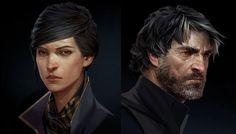 Descubre las últimas imágenes del juego Dishonored 2 sobre PC. Las 85 fotos del videojuego Dishonored 2 en 3Djuegos