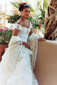 Vintage traditional puerto rican wedding dresses wedding for Puerto rico wedding dresses