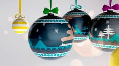 Weareseventeen approached me to write the music for this lovely animation they made for BTVisions Christmas idents. I immediately thought of nice pizzicato strings… Christmas Bulbs, Xmas, Sound Design, Animation, Holiday Decor, Nice, Music, Happy, Collection