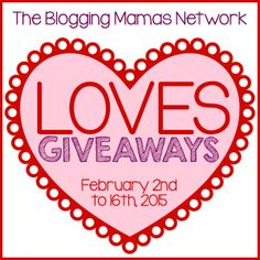 BMN Loves Giveaways - My Mama Adventure