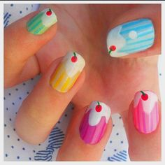 nails I would like to have one day