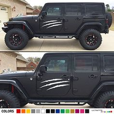 White Gloss Kayak Fishing Decal Sticker Jeep Wrangler Decals - Custom windo decals for jeepsjeep wrangler side decals and stickers jeep gear partsmods