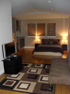 Studio Apartment for rent.