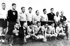 Uruguay - Winner of the 1950 World Cup in Brazil World Cup Teams, Fifa World Cup, World Football, Soccer World, Bbc News, 1950 World Cup, David Villa, Team Goals, Football Tournament