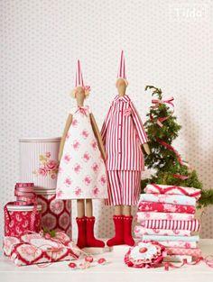 Sew pretty Christmas
