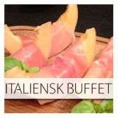 Italiensk buffet bestil den originale Italiensk buffet her