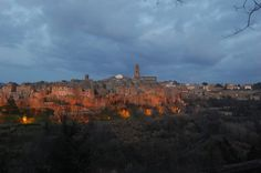 Pitigliano, day trip from Rome