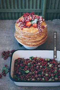 Neato! - Crepe Cake | Linda Lomelino | CHECK OUT MORE IDEAS AT WEDDINGPINS.NET | #weddings #cakes #weddingcakes #weddingfood #baking #events #forweddings #ilovecakes #romance #beauty #planners #food #foodies #sweets