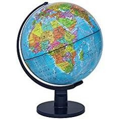 Waypoint Geographic Scout II Illuminated World Globe. -- Want to know more, click on the image. We are a participant in the Amazon Services LLC Associates Program, an affiliate advertising program designed to provide a means for us to earn fees by linking to Amazon.com and affiliated sites.