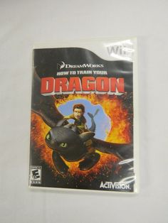 How to Train Your Dragon  (Wii, 2010) #wii