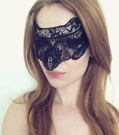 The Crow Mask Black Lace Mask Masquerade Lace Bird Mask Crow Mask, Shades Of Grey Movie, Bird Masks, Lace Mask, French Lace, Masquerade, Halloween Face Makeup, Beauty, Black